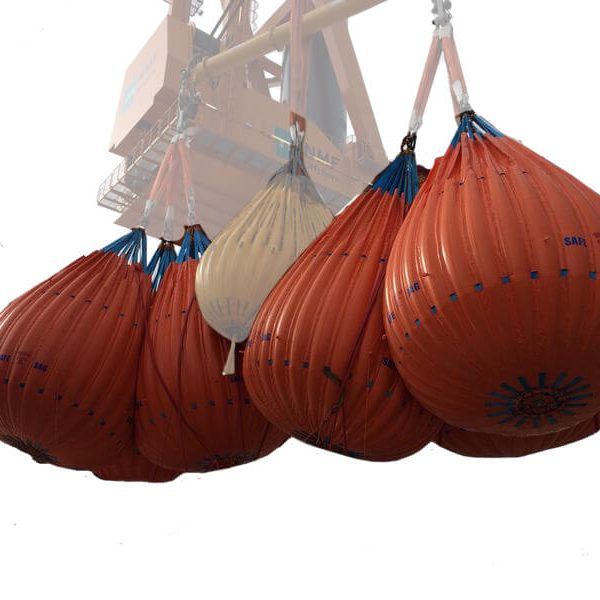 Water Bag 100t Safelifting