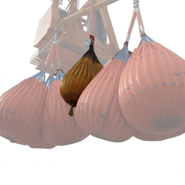 Water Bag 35 ton Safelifting