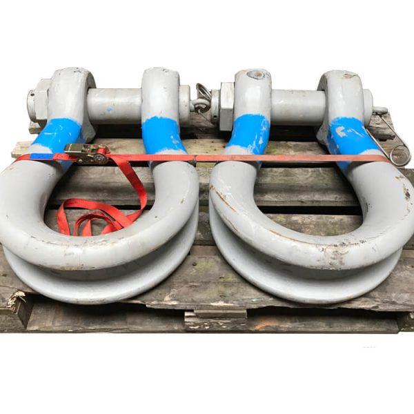 Safelifting GN H14 Wide Body Shackle 200t