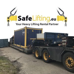 Offshore Container 20ft open top