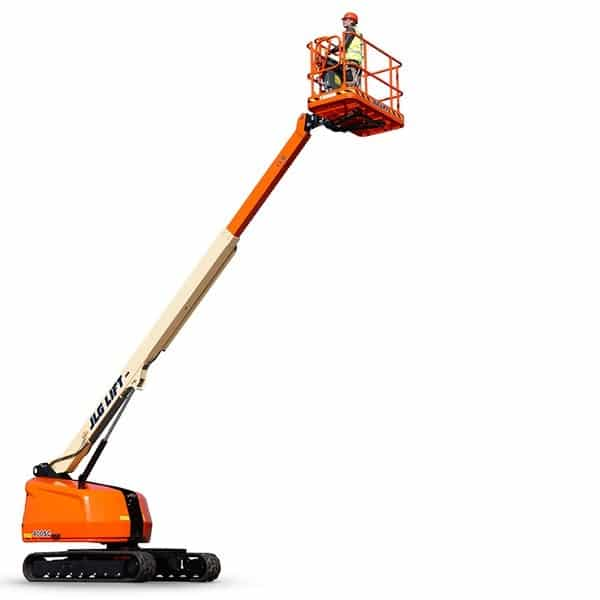 Telescopic Crawler Boom Lifts